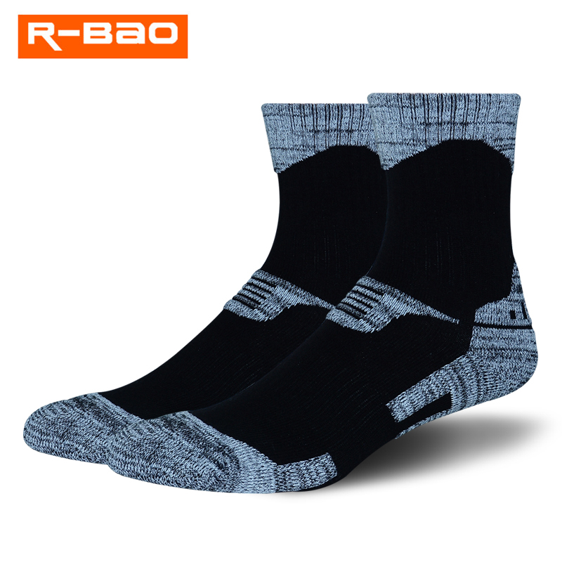 Ski Socks Men Women Mountaineering Socks Quick Dry Thick Towel High Quality Hiking Skiing Socks Size M/L/XL 037