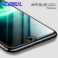 0.22mm 9 h premium vidro temperado para iphone 8 8 plus 7 mais 6 s mais protetor de tela para iphone 8 7 6 s 5 5S se x filme