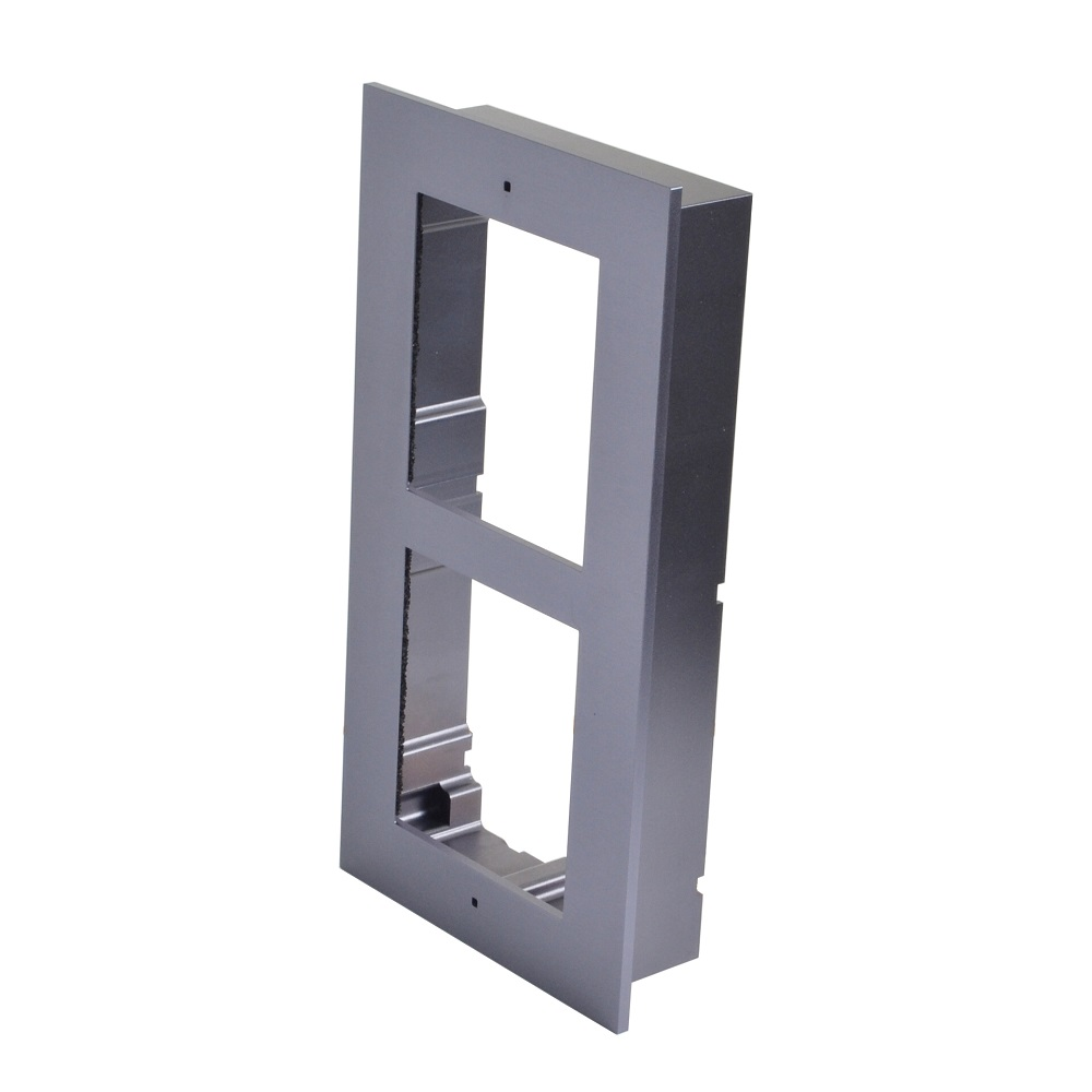 DS-KD-ACF2(Aviation Aluminum) For Flush Mounting Accessory For Modular Door Station