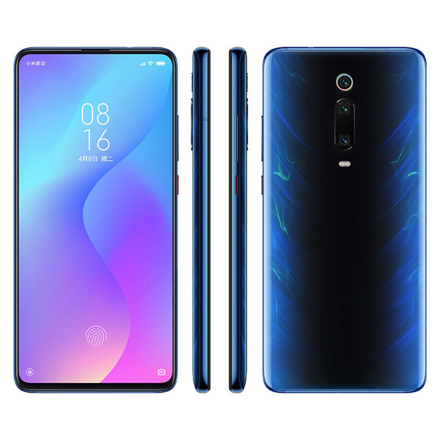 Global Version Xiaomi MI 9T Redmi K20 6GB 64GB Smartphone Snapdragon 730 Octa Core 4000mAh Pop-up Front Camera 6.39 4