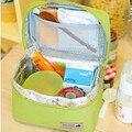 Свободного покроя водонепроницаемый бенто сумка обед резервуара теплоизолирующего холодильник обед столовая путешествия пикника