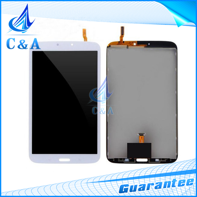 ФОТО for Samsung Galaxy Tab 3 8.0 SM-T310 T310 LCD Display Screen with Touch Digitizer Assembly Replacement Parts1piece free shipping