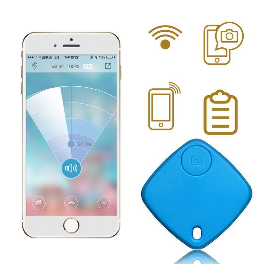 Tragbare Geräte Unterhaltungselektronik Initiative Drahtlose Bluetooth Tracker Smart Tag Kind Tasche Brieftasche Pet Key Finder Gps Locator 2 Farbe Anti-verloren Alarm Erinnerung Volumen Groß