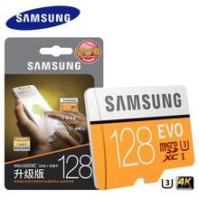 2017NEW SAMSUNG microSD Card EVO 128GB 64GB 16GB micro sd Class10 32GB MicroSDHC/MicroSDXC Card UHS-I EVO 256GB memory card