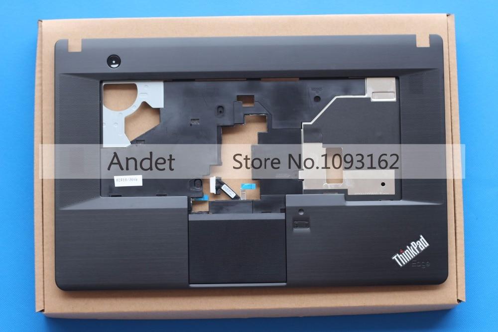 New Original Palmrest for Lenovo ThinkPad E530 E535 Cover Keyboard Bezel Upper Case Fingerprint FRU 04Y1206 new original touch case keyboard for thinkpad 10 fru 03x9071 kb9021