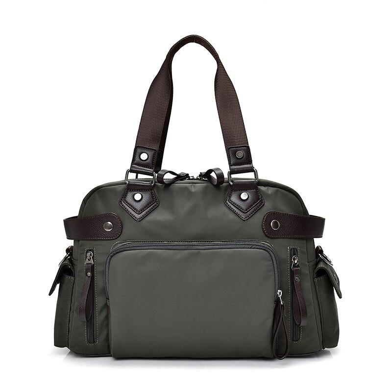 ca11da33c62 US $24.47 Fouvor Women Travel Bags Large Capacity Waterproof Luggage ...