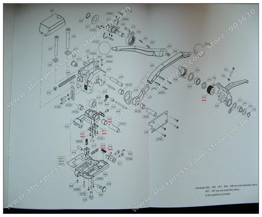 VENTA CALIENTE Garantía Un año A333 Máquina de embalaje de tiras de acero sin sello manual, piezas de repuesto dañables
