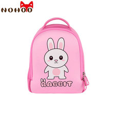Shark / Rabbit Cartoon Aged 1-7 backpack Anti-lost kids baby bag cute animal dog children backpacks kindergarten school bag-5