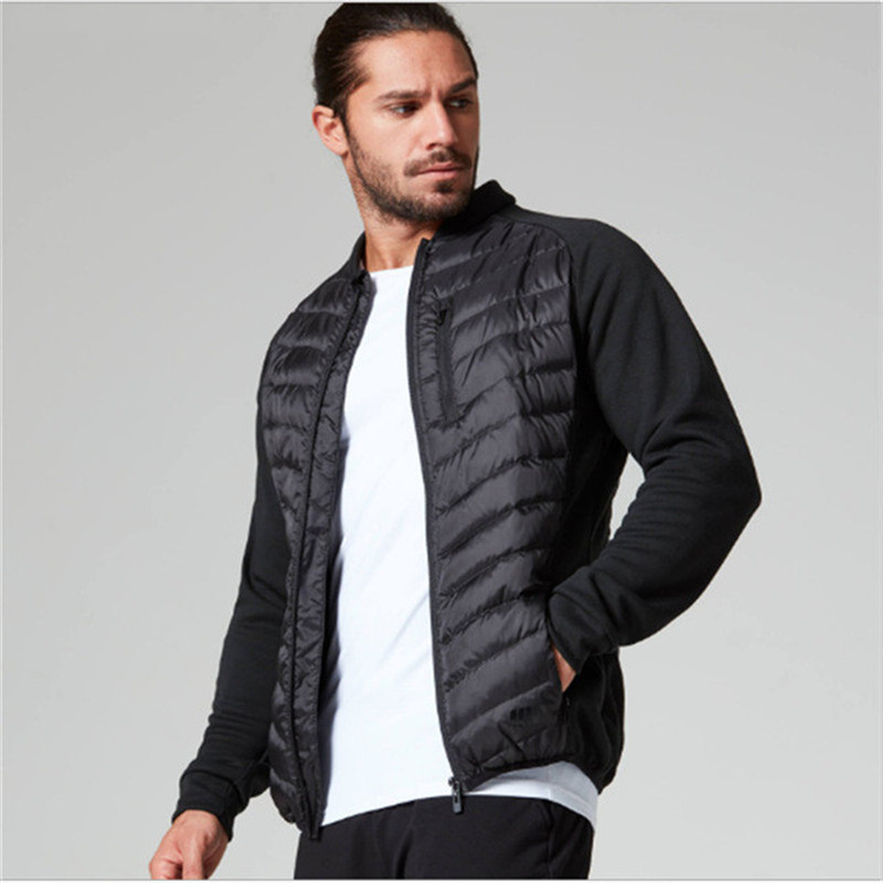 DERMSPE(DERMSPE) 2018 Winter Jackets Males Sizzling Sale Informal Outwear Windbreak Coats Thick Cotton Heat Males Style Model Clothes Jackets, Low-cost Jackets, DERMSPE(DERMSPE) 2018 Winter Jackets Males Sizzling Sale Informal...