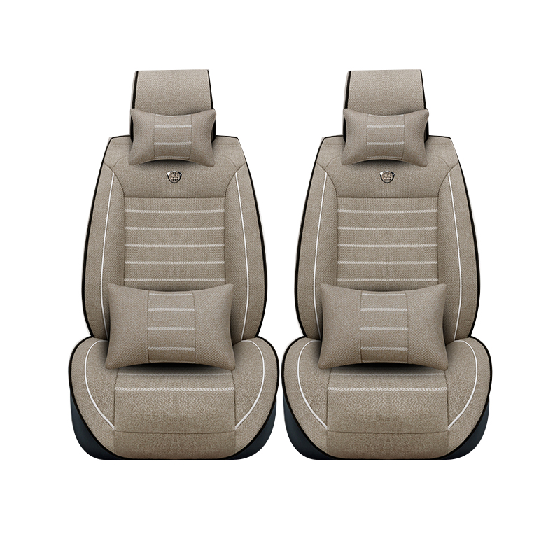 цены на Special Breathable Car Seat Cover for Lexus All Models ES IS-C IS LS RX NX GS CTH GX LX RC RC-F RX580 auto accessories Stickers