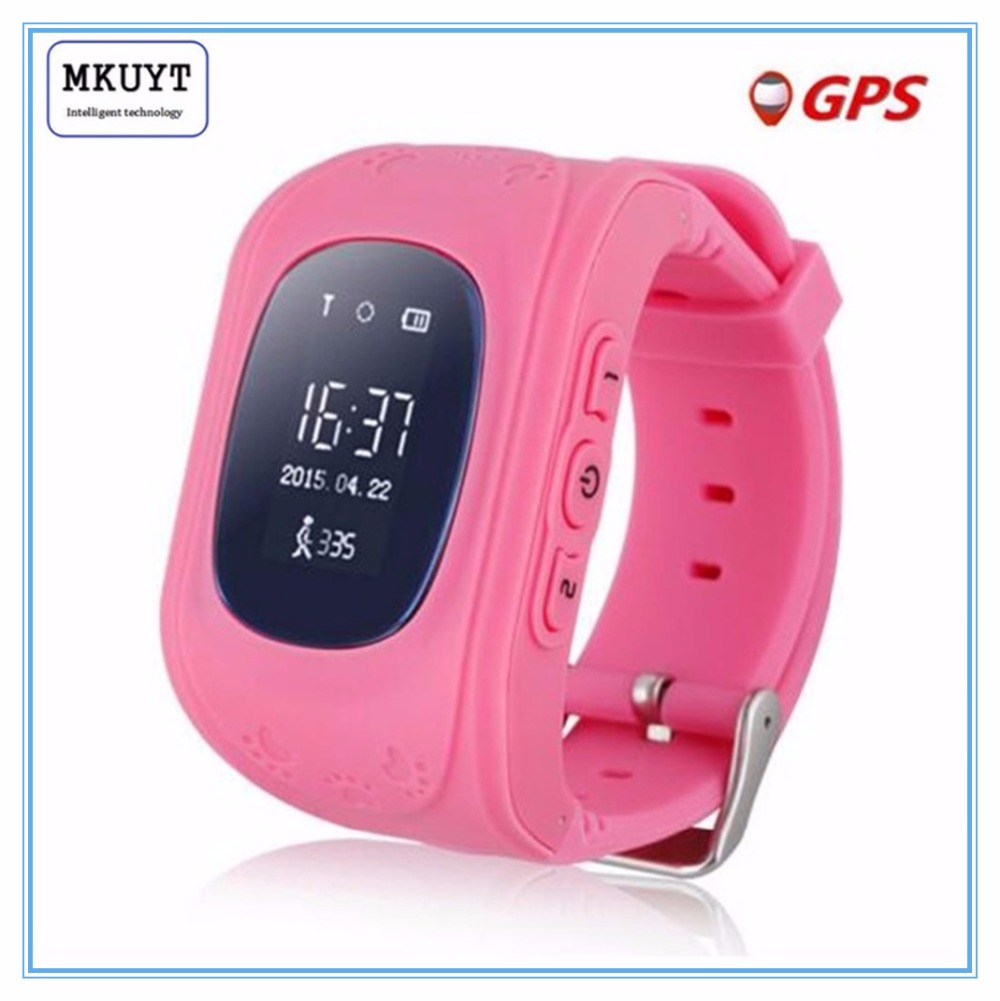 GPS Q50 Kid Smart Watch Children s Phone Watch GPS Positioning a Key SOS Children s
