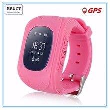 GPS Q50 малыш Смарт-часы детский телефон часы GPS позиционирования клавиша SOS Детская смартфон часы pk q60 Q80 Q90 Q750 Q730