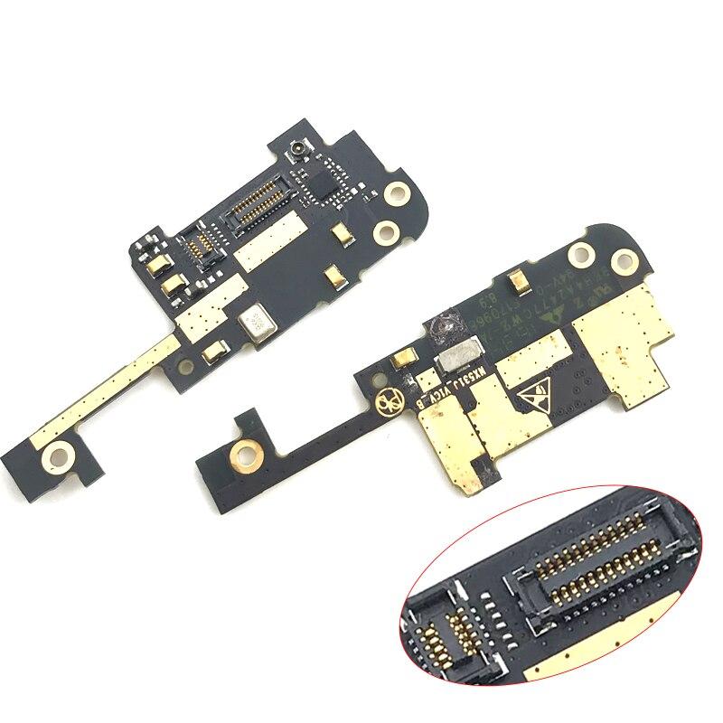 Original For ZTE Nubia Z11 NX531J Mic Microphone Board Flex Ribbon Cable Repair Parts
