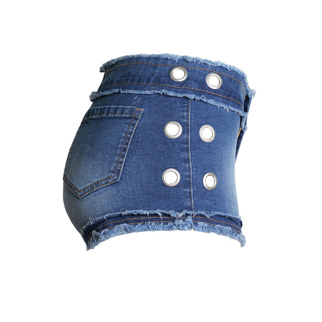 Fashion Elastic Shorts jeans woman skinny jeans woman Shorts pants Short jeans spodnie damskie jeansy pantalones vaqueros mujer