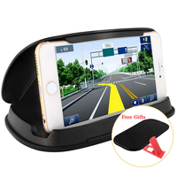 Universal Gps Holder Car Phone Holders For Navigation 3 6 8 Inch Free Gift Anti Slip