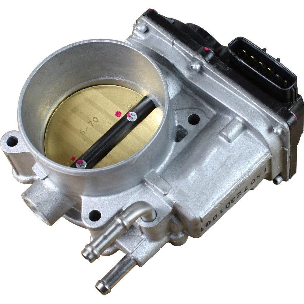 Throttle Body For Toyota Camry Rav4 Highlander Avalon 22030-31030 2203031030 throttle body for 2004 2007 toyota camry highlander rav4 solara scion tc 2 4l 22030 0h021 220300h021