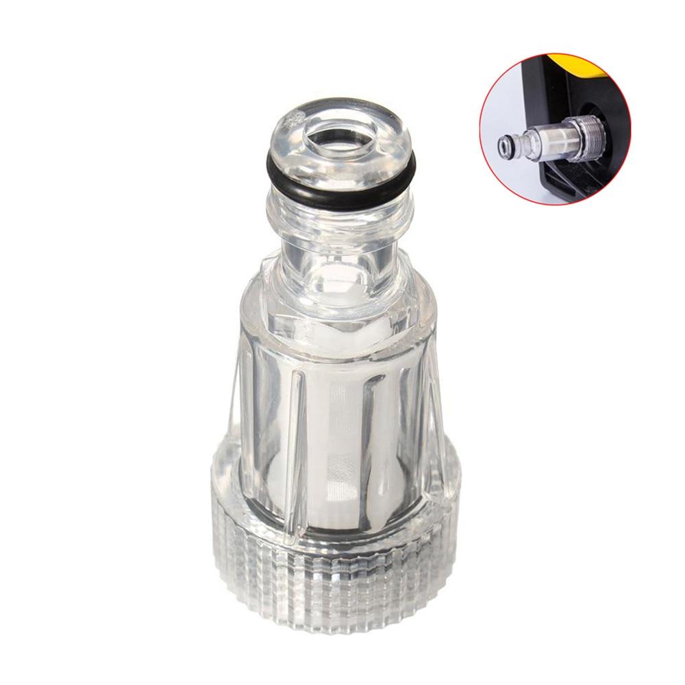 Car Washing Machine Water Filter High-pressure Connection Fitting Pressure Washers For Karcher K2 K3 K4 K5 K6 K7 Series