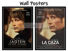 The Hunt Movie Home Decorative Painting White Kraft Paper Poster 42X30cm