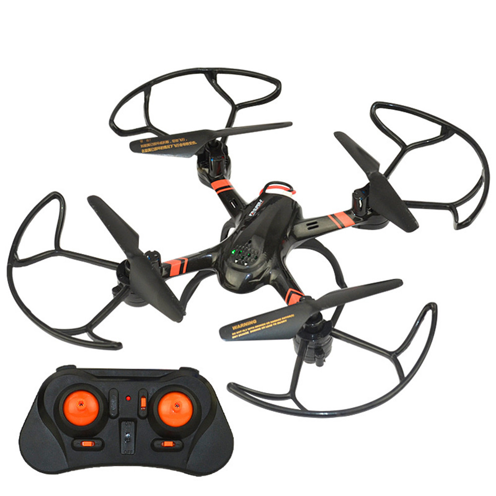 JJRC H12C 2.4G 4CH 6-Axis RC LED Quadcopter Drone Helicopter With 300M Remote Distance Can Choose HD 5MP Camera  yizhan tarantula x6 4 axis rc helicopter drone toy model can add wide angle 5mp or 2 mp camera with long remote distance 300m