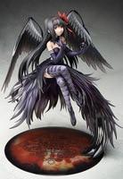 Japan Anime Puella Magi Madoka Magica Akemi Homura PVC Action Figure Collection Model Sexy Girl Toys 30cm