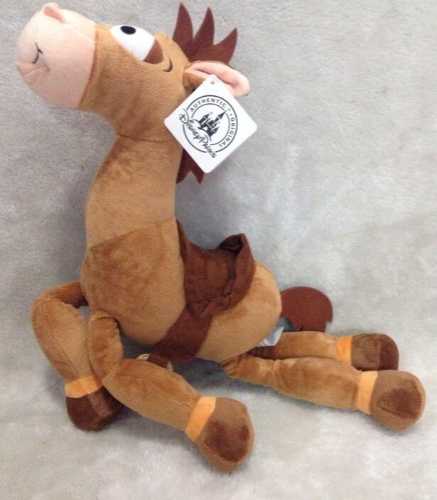 Toy Story Exclusive en peluche Figure Bullseye le cheval 33 cm