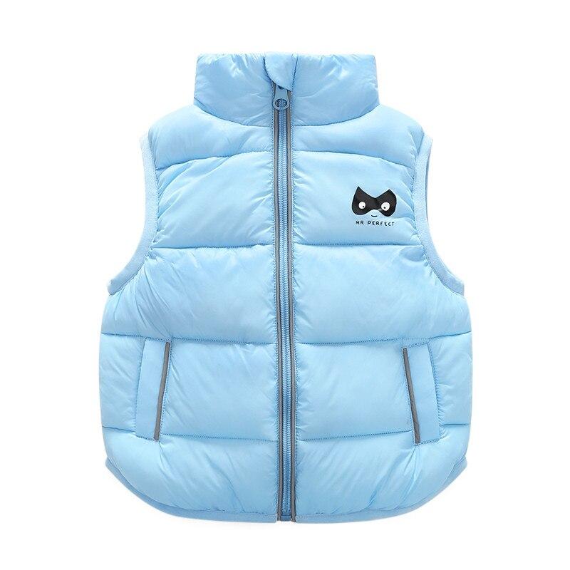BibiCola D'hiver Bébé Survêtement Filles Manteau Épais Solide Couleur Filles Gilet Vêtements Enfants Garçons Vers Le Bas Vestes Bébé Fille Gilet Chaud