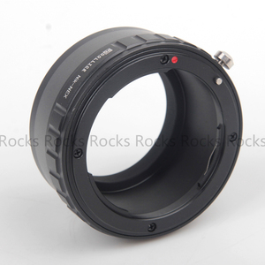 Image 3 - Dollice Nik NEX Lens Adapter Ring Suit For nikon Lens to for sony E Mount NEX Camera