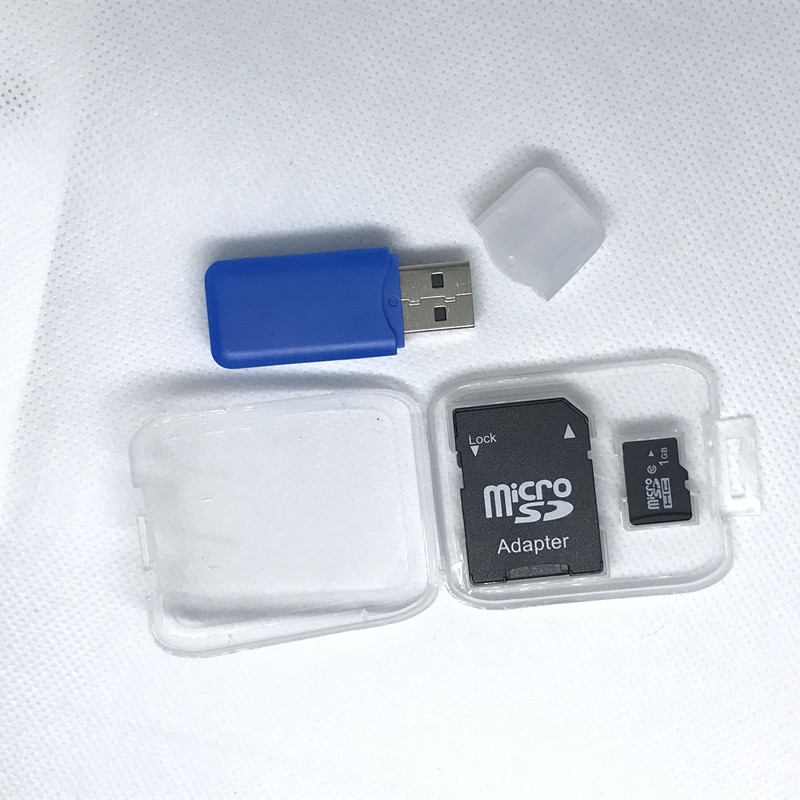 Image 3 - New!!! 1GB Micro SD Card memory card 1GB With Card Adapter  + free tf card reader-in Micro SD Cards from Computer & Office