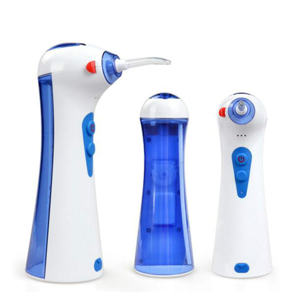 Rechargeable Dental Flosser Oral Irrigator Portable Water Flosser Irrigator Dental Floss Water Floss Pick Oral Irrigation купить в Москве 2019