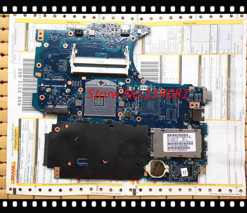 646246-001 For HP PROBOOK 4530S 4730S Motherboard Free shipping fast shipping good packge