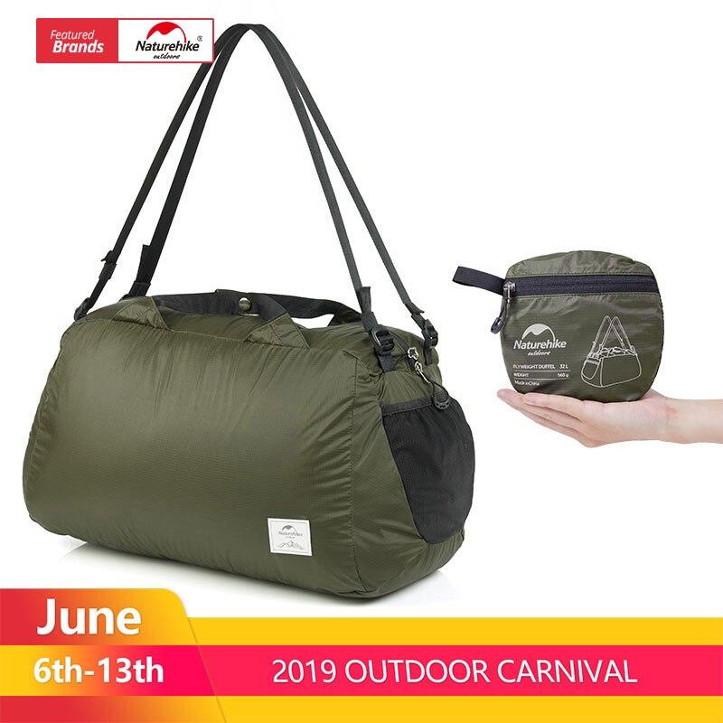 Naturehike Travel Bag Ultralight Folding Waterproof bags Storage Bag for Men Picnic Bag NH17F010-DNaturehike Travel Bag Ultralight Folding Waterproof bags Storage Bag for Men Picnic Bag NH17F010-D