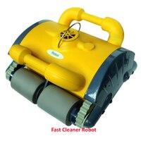 ICleaner 120 скалолазание и дистанционное управление Умный Робот очиститель бассейна, бассейн автоматический без Caddy корзину