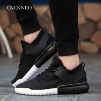Men S Running Shoes Outdoor Antiskid Jogging Tourism Walking Athletic Shoes Unique Trend Sports Shoes Breathable