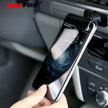 VOLTOP Gravity Car Phone Holder Car Accessories Ornament Interior Decoration Navigation System Support Buckle Paste Installation