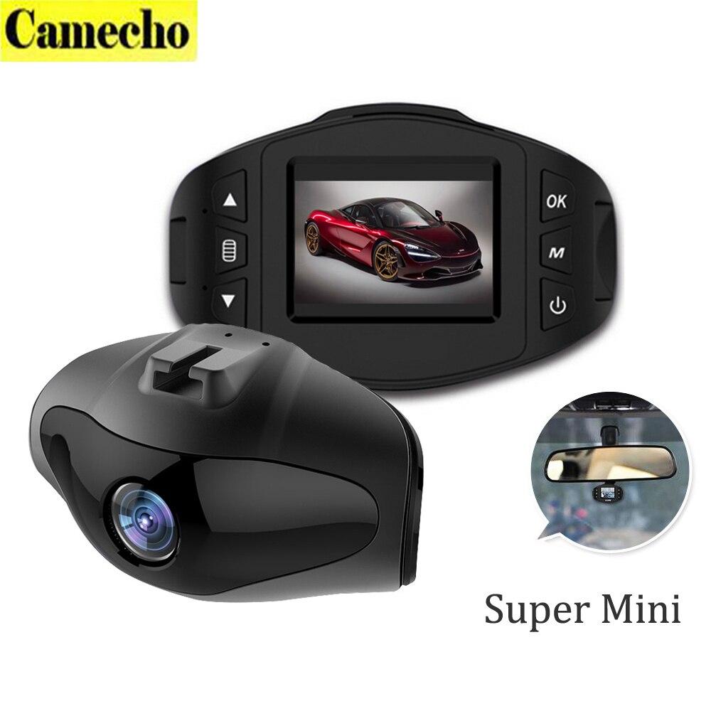 Novatek Mini Car Camera Dvr Parking Recorder