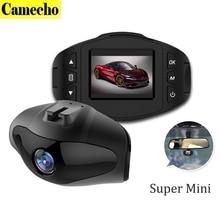 2017 Новый Супер Мини Автомобильный видеорегистратор Камера Новатэк 96223 видеорегистраторы Full HD 1080 P dashcam видеорегистраторы парковка рекордер Датчик регистраторы