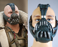 Batman The Dark Knight Joker Rises Bane Halloween Cosplay Costume Bane Full Face Mask New Arrival Free Shipping