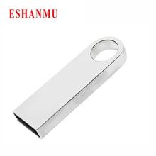 Eshanmu металла карту флэш-памяти с интерфейсом usb 2 ГБ флешки флэш-накопителями usb memory stick 2 ГБ карту флэш-памяти с интерфейсом usb индивидуальный логотип