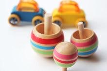 Гироскоп, качество ручной детские игрушки, магия перевернутый волчок, большой средний маленький 3/наборы