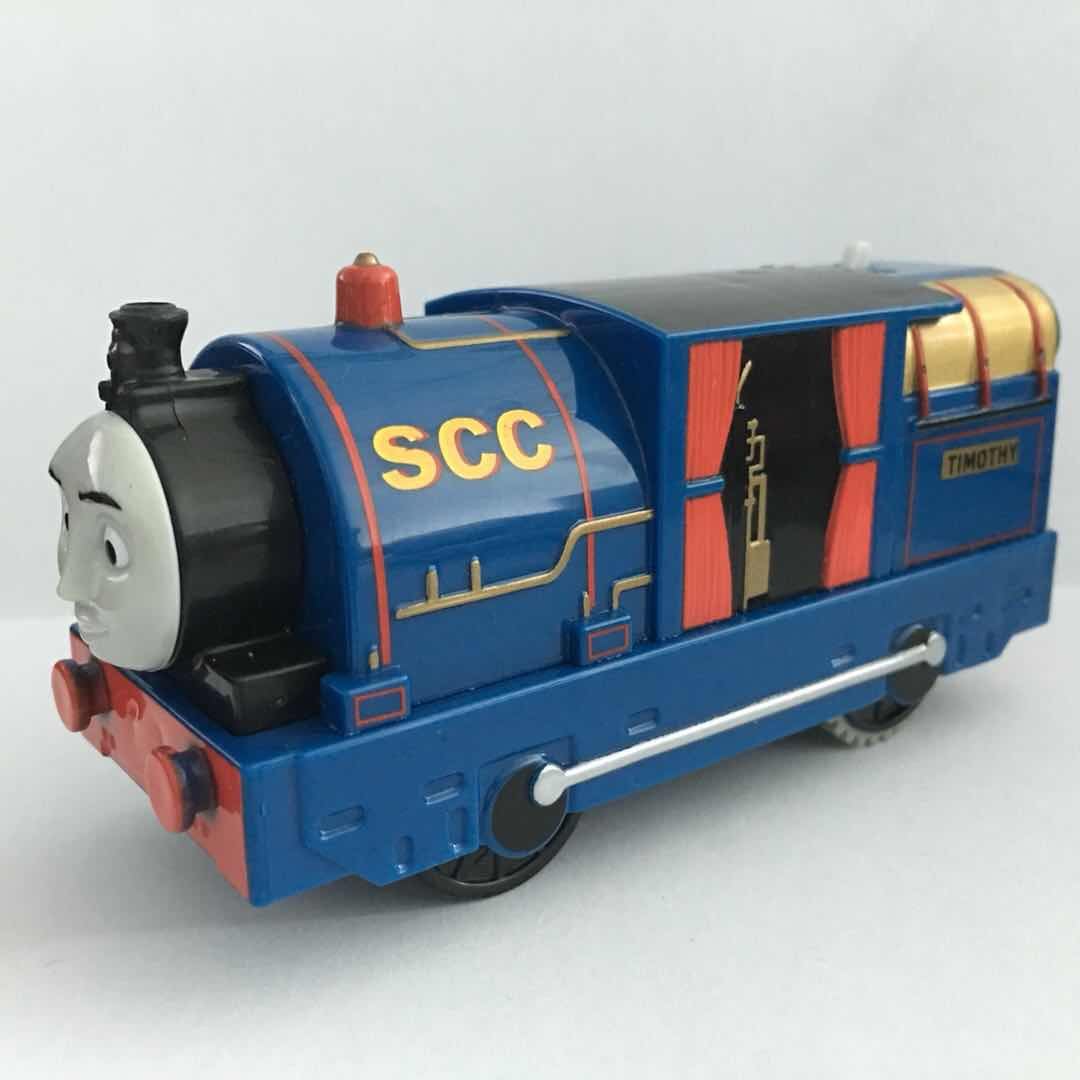 Electric Thomas Train T132E TIMOTHY Thomas And Friends Trackmaster Magnetic Tomas Truck Car Locomotive Engine Railway Toys Boys