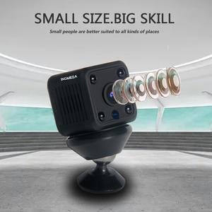 Image 4 - INQMEGA الأصلي واي فاي كاميرا صغيرة كاميرا 720P فيديو CMOS الاستشعار للرؤية الليلية كاميرا مايكرو كاميرات DVR مسجل الحركة