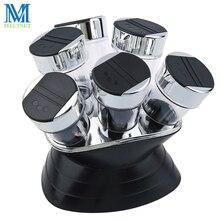 Set Jars Salt 6pcs