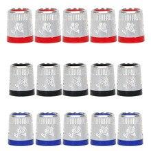 아이언 및 웨지에 대 한 20pcs 골프 ferrules를 선택하는 3 가지 색상 사양: 내부 높은 외부 크기 9.3*16*13.8mm 무료 배송