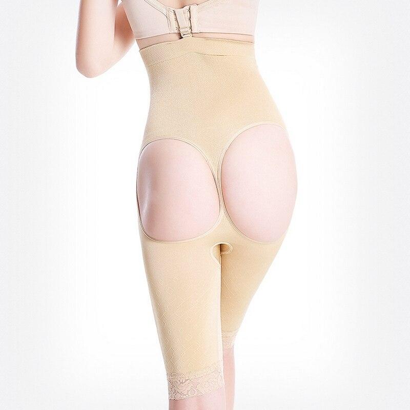 Women Lady 39 s High Waist Body Shaper Brief Underwear Size M L XL XXL Tummy Control Panties Plus Size Shapewear Thigh Shaper in Control Panties from Underwear amp Sleepwears