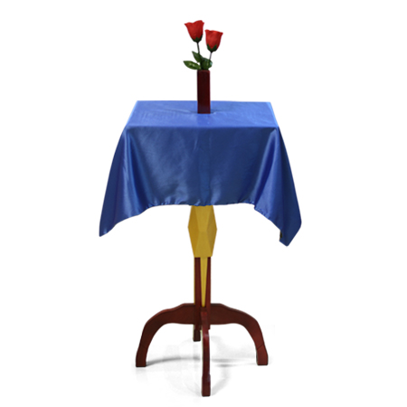 High Quality Deluxe Floating Table With Anti Gravity Vase Magic Tricks Magician Stage Illusion Funny Magia