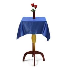Высокое качество Deluxe плавающий стол с антигравитационной ваза Волшебные трюки маг этап Иллюзия забавные Magia игрушечные лошадки трюк реквизит
