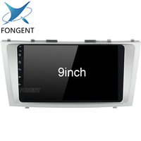2 Din Android Unit Car Multimedia Player For Toyota Camry 2007 2008 2009 2010 2011 auto Radio Glonass Gps Navigation Map Rds FM