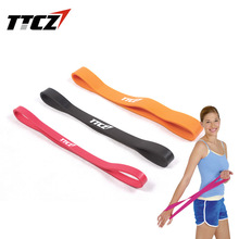 Fitness Elastic Bands Crossfit Tension Resistance Latex Band Pull Up Workout Pil