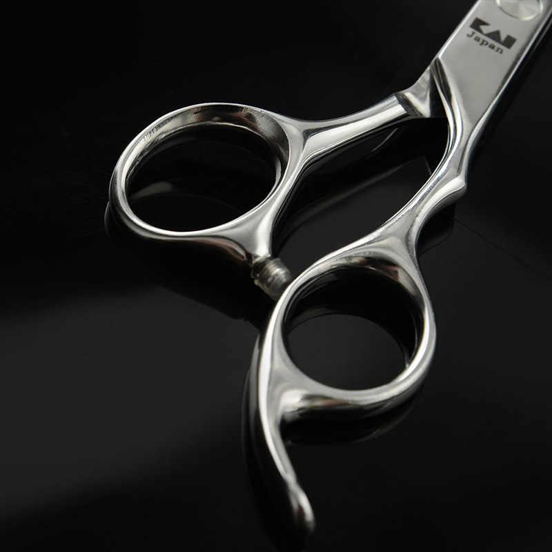 """מספריים 6 """"/6.5""""/7 """"/7.5""""/8 """"חיתוך דליל מספריים מקצועי שיער מספריים סטיילינג כלים שיער סלון או כלבים"""