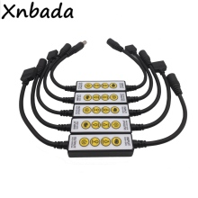 Mini 4Keys Dimmer CCT RGB RGBW RGB+CCT Led Controller For 5050 Led Strip Light Lamp DC5-24V